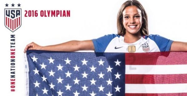 Mallory Pugh the New Face of Women's Soccer