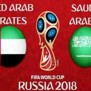 saudi-arabia-vrs-united-arab-emirates Asian World Cup Qualifiers