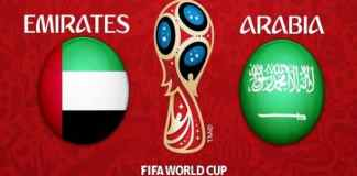 saudi-arabia-vrs-united-arab-emirates Asian World Cup Qualifiers