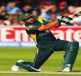 shahid-afridi,Top Ten Batsman who Cracked Most ODI Sixes in Cricket