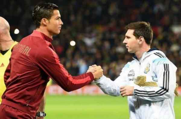 messi-vs-ronaldo-600x396 Explained, Messi is not better than Ronaldo as stated by Maradona