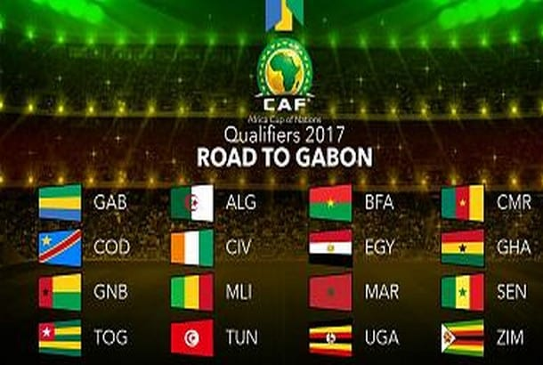 Gabon 2017 AFCON Preparations African Football