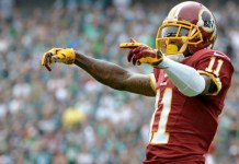Washington Redskins Most valuable NFL football teams