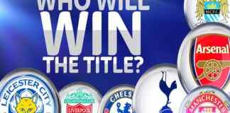 The Premier League Title Race, Who Does the Odds Favor