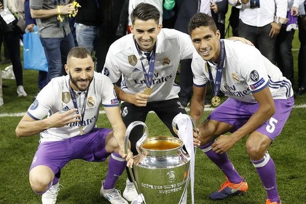 Champions League 2016-17 Final Statistics