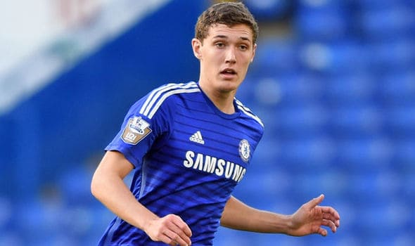 Key Chelsea Youngsters