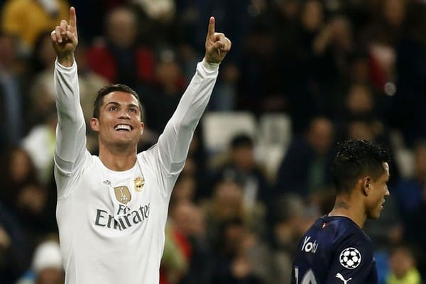 UEFA Champions League Top Scorers: Real Madrid Winger Cristiano Ronaldo New Record