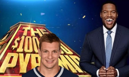 Gronk Will Kickoff His Retirement With a $100,000 Pyramid Episode with Julian Edelman