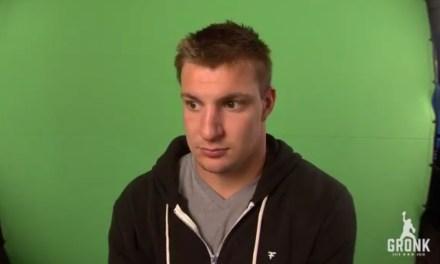 Patriots Drop Farewell Video for Rob Gronkowski
