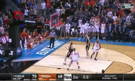 Virginia Advances After a Buzzer Beater Sent the Game into Overtime