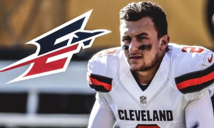 Memphis Express Officially Welcome Their New QB Johnny Manziel