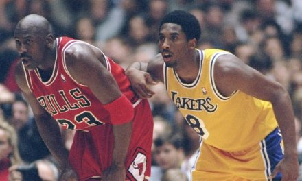 Kobe Bryant Doesn't Care About the GOAT Debate
