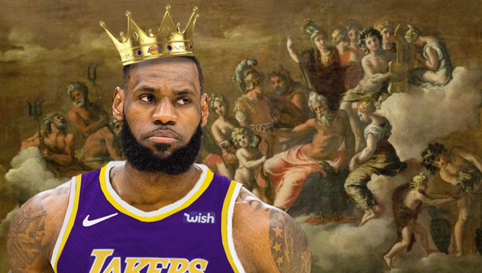 LeBron James Vows To Never 'Cheat the Game' as 'Game Gods' are Watching