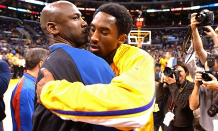 Kobe Bryant Says He's Better Than Michael Jordan and LeBron James on Late Late Show