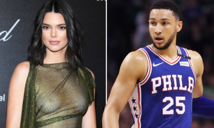 Here's the Reason Ben Simmons and Kendall Jenner Have Been Fighting