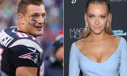 Rob Gronkowski's Girlfriend Camille Kostek Finally Comments on Gronk's Retirement