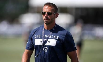 The Rams and The NFL Worked Together to Keep Get Back Coach's Arrest Quiet