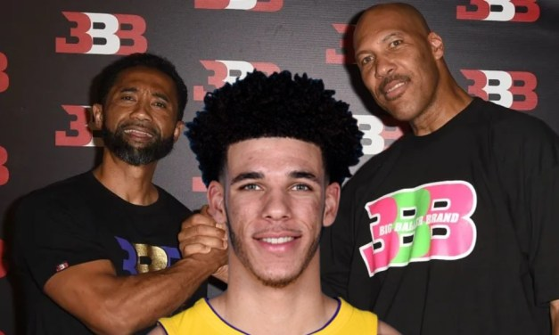 Lonzo Ball Fires Longtime Family Friend over Allegations $1.5M is Missing