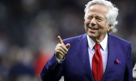 Robert Kraft's Defense Team Appeared in Court Friday to Keep the Patriots Owner's Sex Tape from Being Released