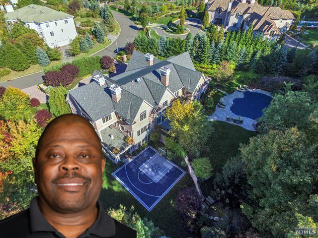 Knicks Legend Patrick Ewing's House For Rent