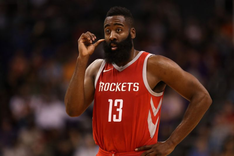 Hotels.com Announces Savage Giveaway Involving James Harden