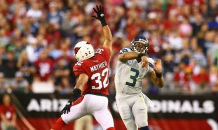 Tyrann Mathieu Confirms Russell Wilson Wants to Go to New York