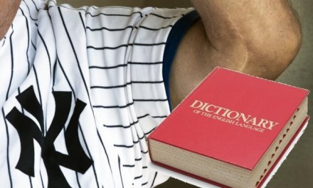 Terrifying Baseball Phrase Being Added to Dictionary