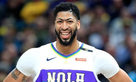 New Pelicans GM David Griffin Says He Feels Anthony Davis Wants To Stay?