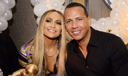 Jennifer Lopez Reveals Alex Rodriguez Took Her to Strip Clubs as 'Research'