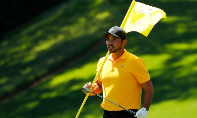 Jason Day Re-Injured His Back Picking Up Daughter Before First Round of Masters