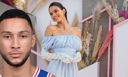 Ben Simmons' Girl Kendall Jenner Explains How She Loves Her Men