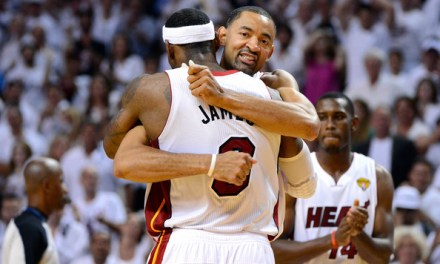 Juwan Howard is Now the Betting Favorite to Coach the Lakers