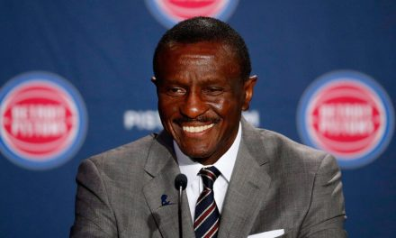 Dwane Casey Seems to be an Omen of Good Fortune for the Detroit Pistons