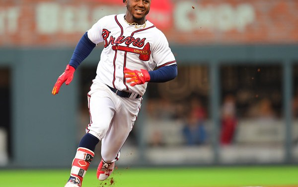 Reds Announcer Catching Heat for Saying Ozzie Albies Might Not Know the Difference Between $35 and $85 Million