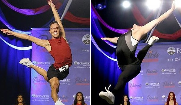 Patriots Lost Gronk But Added Two Male Cheerleaders for Next Season
