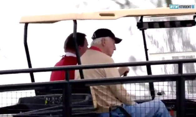 Bobby Knight Returned to the Indiana Campus for the First Time Since He Was Fired