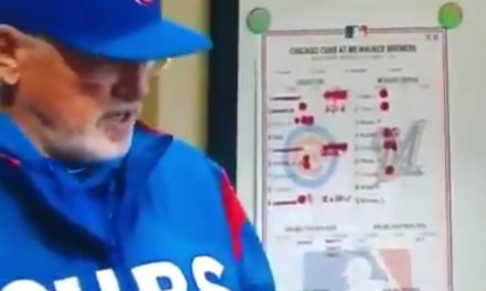 Cubs Manager Joe Maddon Has Had Enough of His Team's Bullpen Issues