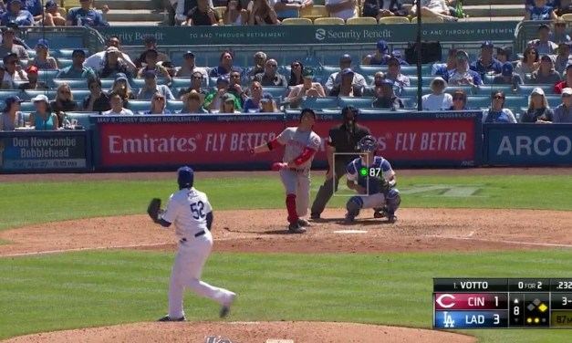 Joey Votto Did Something Against the Dodgers That He Had Never Done in His Career