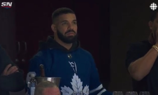 The Drake Curse Tied the Bruins and Maple Leafs Series