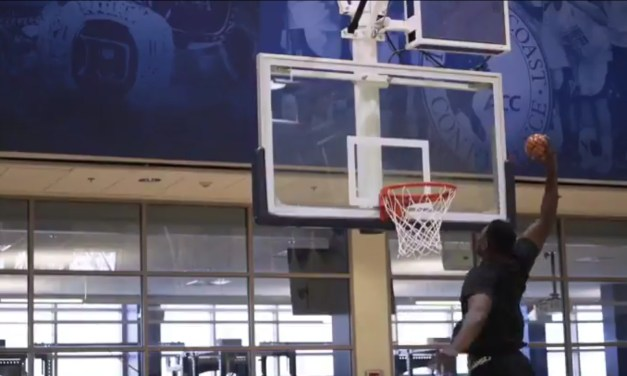 Zion Williamson is Preparing for the NBA Draft by Doing Gender Reveals