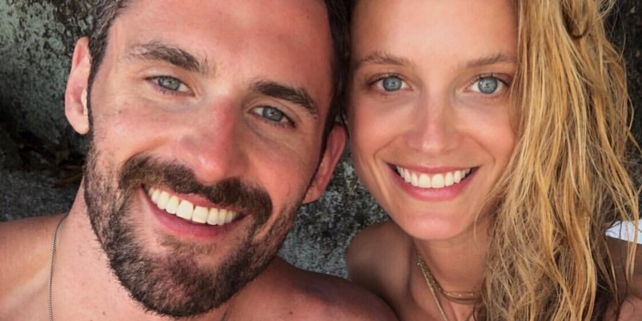 Kevin Love Enjoying the Off-Season on Vacation With His Swimsuit Model Girlfriend Kate Bock