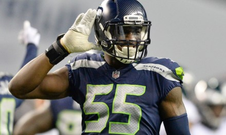 Chiefs Land DE Frank Clark and Give Him a New Five-Year, $105.5 Million Deal
