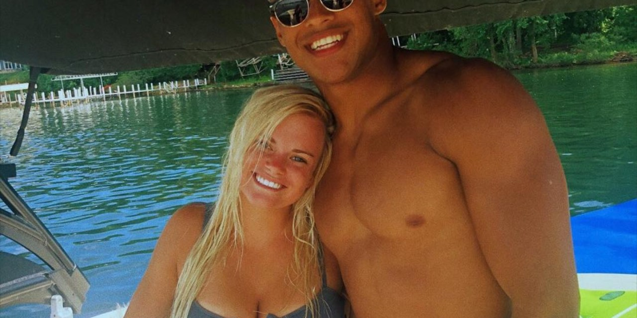 Meet Denver Broncos First-Round Draft Pick Noah Fant's Girlfriend Avree Anderson