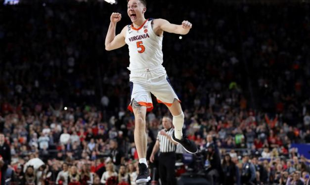 Watch The 2019 NCCA Tournament's One Shining Moment
