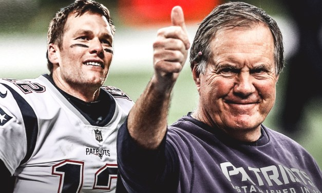 Tom Brady Sent Bill Belichick a Birthday Message He'll Never See