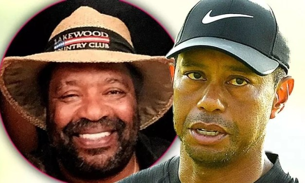 Tiger Woods Reportedly Shuns His Ailing Brother