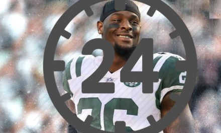 Le'Veon Bell Explains Why He Lives on a 24 Hour Clock
