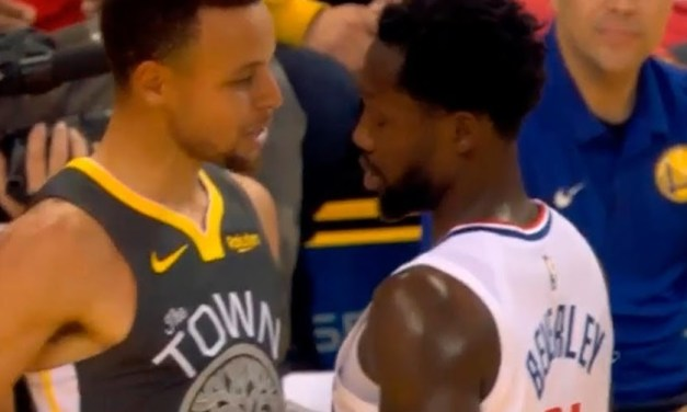 Patrick Beverley Explains Why He Doesn't Troll Steph Curry