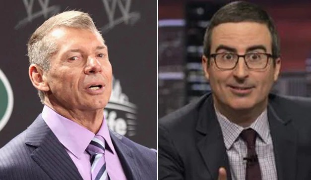 WWE Issues Statement To John Oliver After Calling Vince McMahon An 'A-Hole'