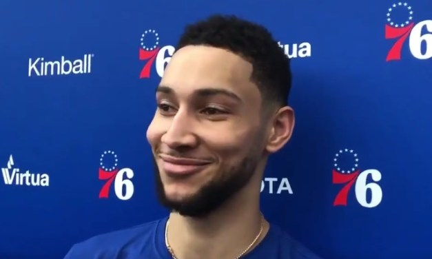 Ben Simmons Was Asked About his Regular Season 'Partying'